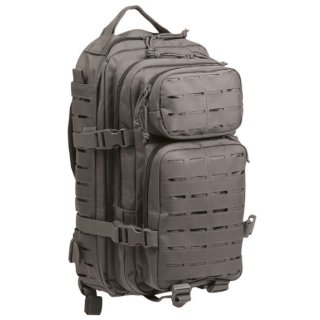 US Assault Pack SM Laser Cut Urban Grey