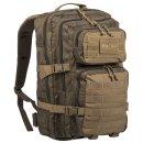 US Assault Pack LG Ranger Green/Coyote