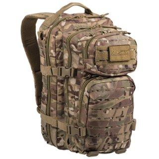 US Assault Pack SM Laser Cut Multitarn®